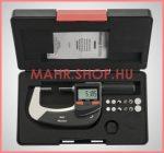 Mahr 4157050 Digitális kengyeles mikrométer tapintókészlettel Micromar 40 EWR-V 0-25mm IP65