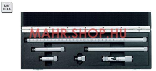 Mahr 4168022 Micromar 44 Cms 3  ,mahr Belső mikrométer készlet 100 - 500/0,01 mm