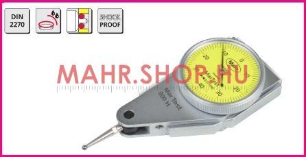 MARTEST 800 H  Szögtapintós mérőóra - Speciális mérésekhez  ± 0,4mm Mahr 4303200