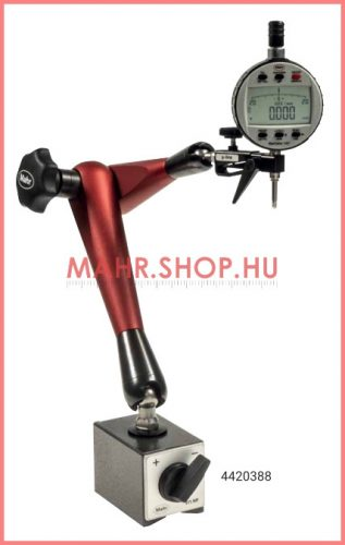 Mahr 4420388 Mérőállvány mágnestalppal MARSTAND 815 MF 3D
