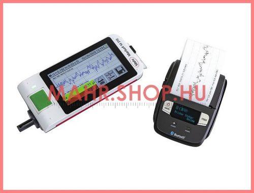 Mahr 6910267 MarSurf M310 mobil érdességmérő készlet nyomtatóval
