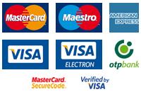 Szaküzletünkben bankkártyával is fizethet!