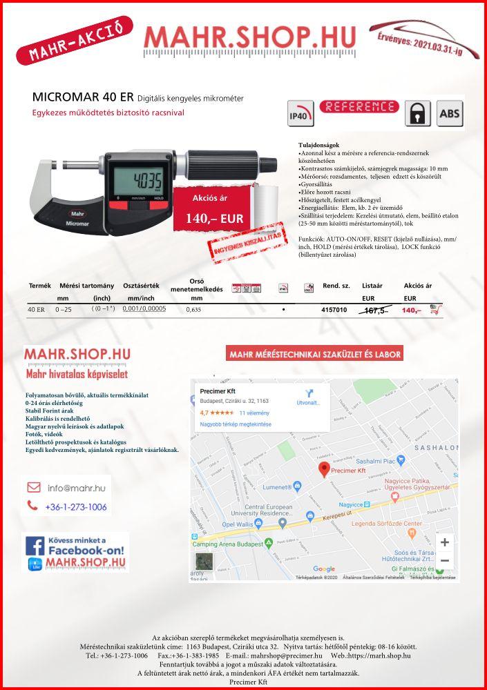Mahr.Shop akció 2021-03
